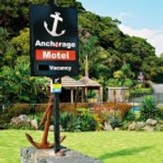 Anchorage Motel Bay of Islands