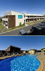 Hot water beach accommodation motels