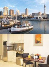 Auckland Harbour Oaks Apartments